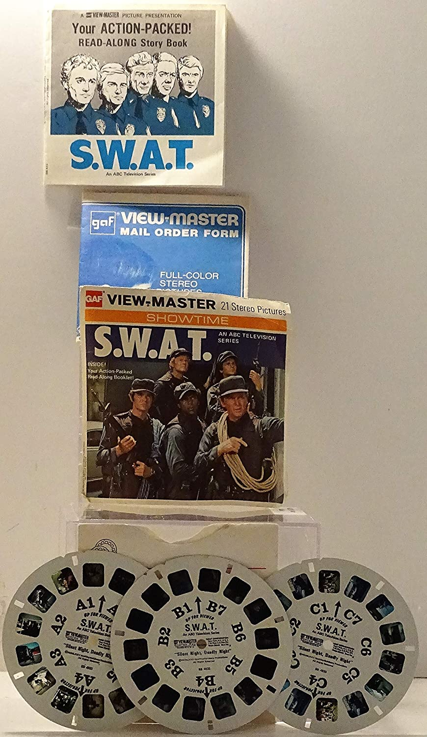 Classic ViewMaster - Showtime S.W.A.T. ABC Seri Surprise price Television an Selling rankings