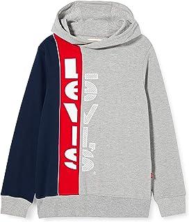Levi's kids Lvb Striped Hookup Po Hoodie Sudadera para Niños