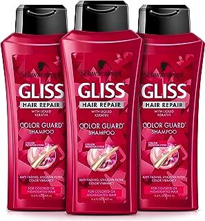 Best gliss shampoo ingredients Reviews