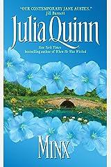 Minx (Blydon Book 3) Kindle Edition