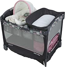 Graco Pack 'n Play Playard with Cuddle Cove Removable Rocking Seat, Addison