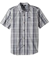 Volcom Kids - Hugo Short Sleeve Shirt (Big Kids)