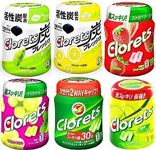 【Amazon.co.jp限定】 MDL クロレッツ ボトルアソート【SS-2】 6種計6個入