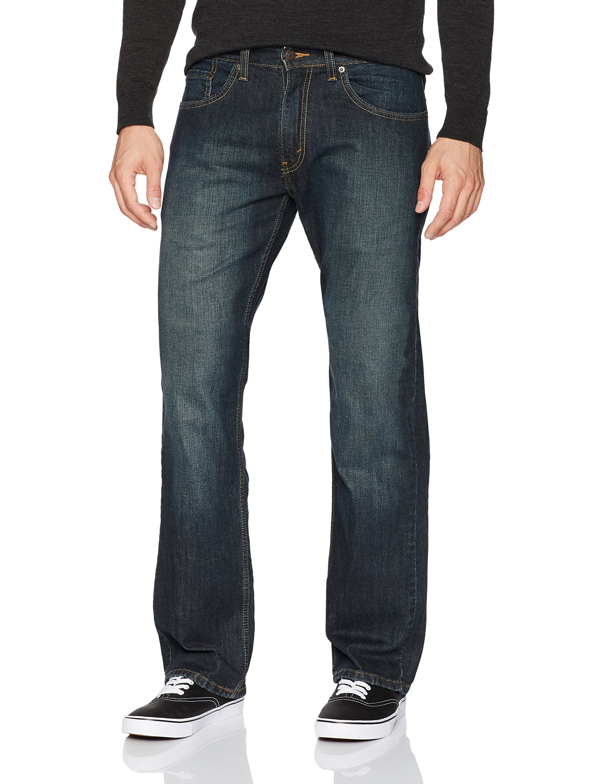 Best Buy Signature by Levi Strauss & Co. Gold Label Men's Relaxed Fit Jeans Reviews