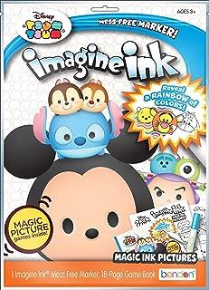 Bendon 41193 Tsum Imagine Magic Ink Play Pack