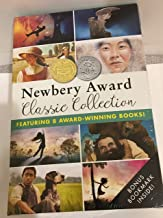Newbery Award Classic Collection Featuring 8 Award -Winning Books: Sounder, Inside Out & Back Again, Walk Two Moons, The Whipping Boy, Julie Of The Wolves, The Graveyard Book, Sarah,Plain and Tall, ..