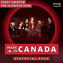 Made in Canada: Essential Rock