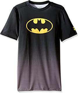 Under Armour Boys Alter Ego DC Comics Fitted Baselayer
