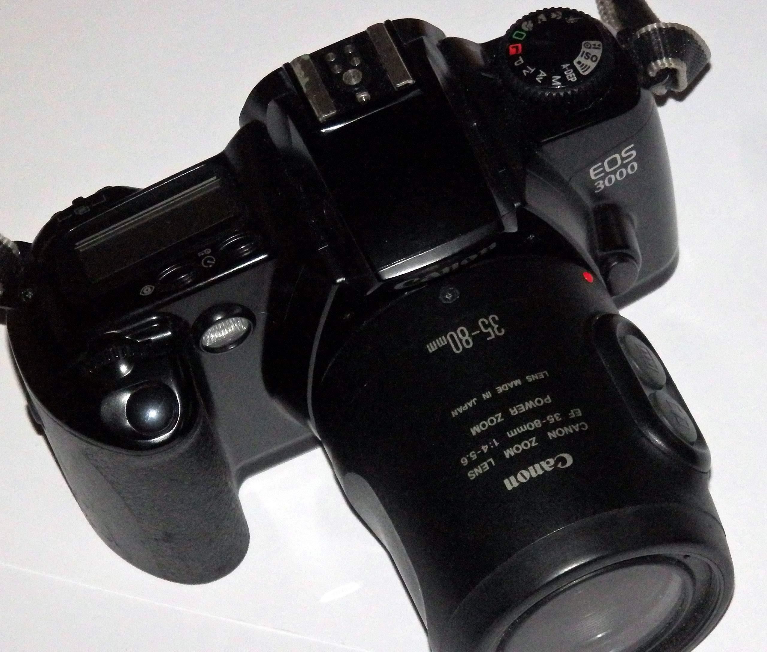 Fototechnik de LLL Canon EOS 3000 Incluye Objetivo Canon Zoom Lens ...