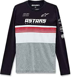 Alpinestars, Turbo Ls Tee, Short Sleeve Shirt