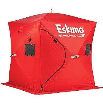 Eskimo Quickfish Portable Ice Fishing Shelter