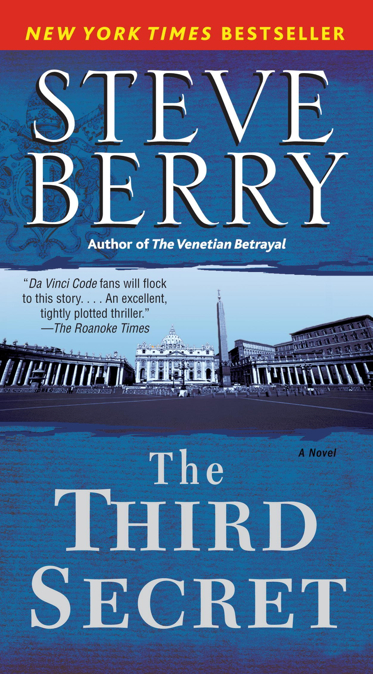 The Third Secret: A Novel of Suspense