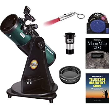 Orion StarBlast 4.5 Astro Reflector Telescope MAX Kit