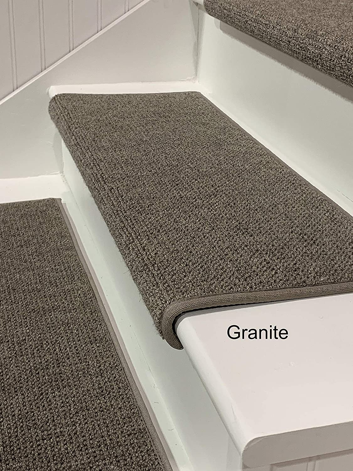 Oak Valley 2021 autumn and winter new Designs Wool Carpet Style: Nantucket Limited time sale Stair - Treads
