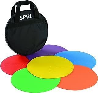 SPRI Agility Exercise Dots (Set of 6)