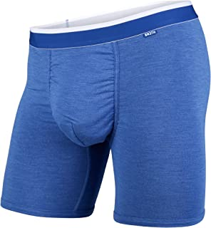BN3TH Mens Boxer Briefs Underwear - with 3D Comfort Support Pouch | Sweat Wicking Modal Fabric & Chafe-Free Seamless Finish
