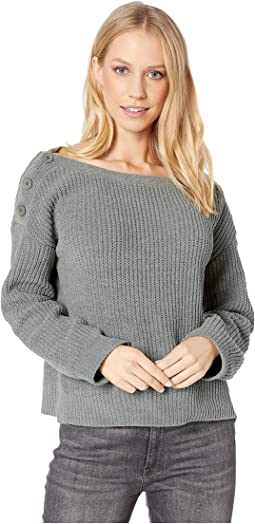 Chenille Before Me Sweater