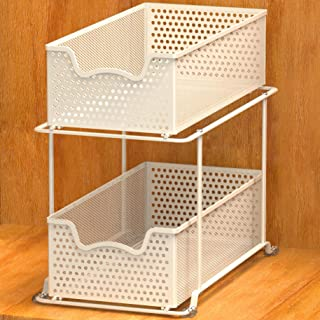 Best sliding 2 drawer organizer Reviews