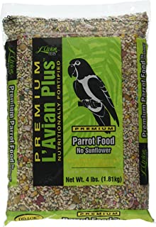 L'Avian Plus Parrot Food No Sunflower