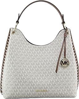 MICHAEL Michael Kors Women's Joan Large Slouchy Shoulder Bag in Vanilla, Style 35S1GV9L3V.