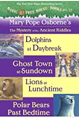 Magic Tree House Books 9-12 Ebook Collection: Mystery of the Anicent Riddles (Magic Tree House (R) 3) Kindle Edition