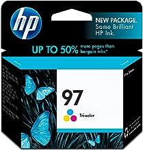 HP 97 Tricoler Inkjet Print Crtg, EAS [Office Product]