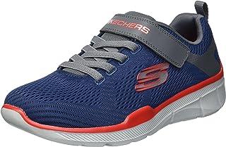 Skechers Kids' Equalizer 3.0- Final Match Sneaker