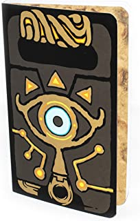 Paladone The Legend of Zelda Sheikah Slate Notebook - 200 Lined Pages