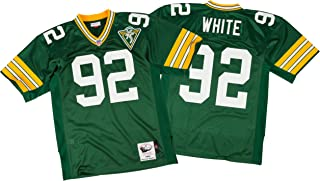 Mitchell & Ness Reggie White Green Bay Packers Authentic 1993 Green NFL Jersey