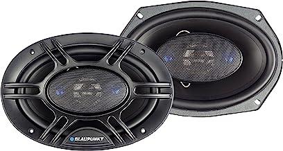 $34 » Blaupunkt 6 x 9-Inch 450W 4-Way Coaxial Car Audio Speaker, Set of 2
