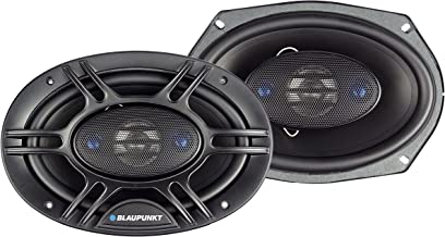Blaupunkt 6 x 9-Inch 450W 4-Way Coaxial Car Audio Speaker, Set of 2