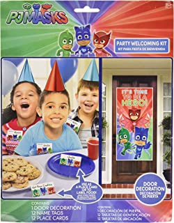 PJ Masks Party Welcoming Kit, Party Favor