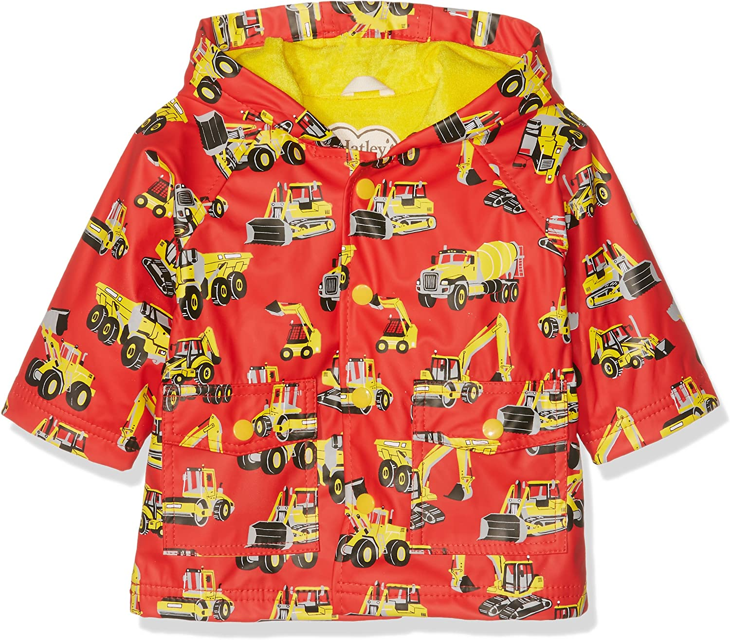 Hatley Boys Printed Rain Jacket Raincoat