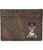 Etro - Frog King Card Holder