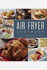 Air Fryer Cookbook (3-Ring Binder) Hardcover