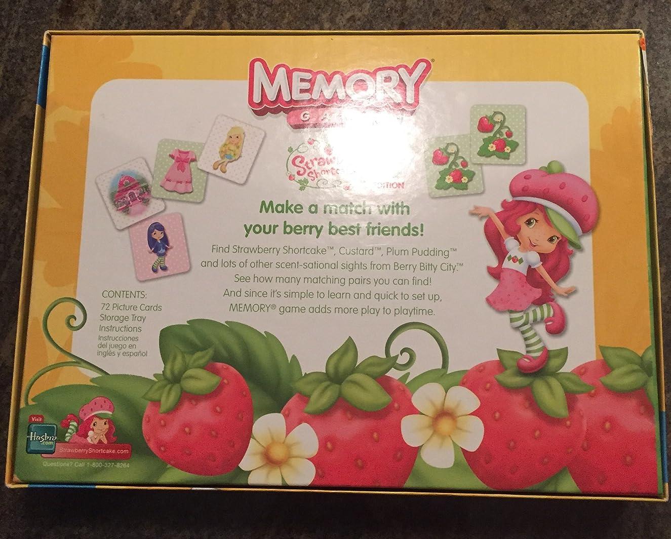 トチの実の木旅ただやるMemory Game - Strawberry Shortcake