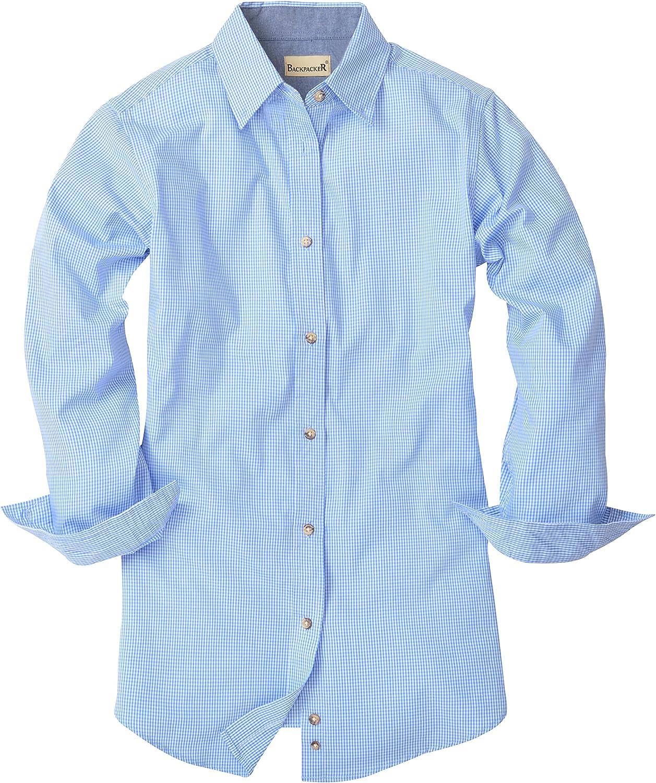 Backpacker Women's Micro Check Shirt