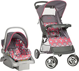 Cosco Lift and Stroll Travel System, Posey Pop