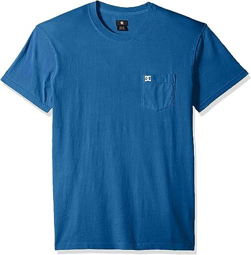 DC Homme EDYKT03375 Manches Courtes Chemise boutonnée