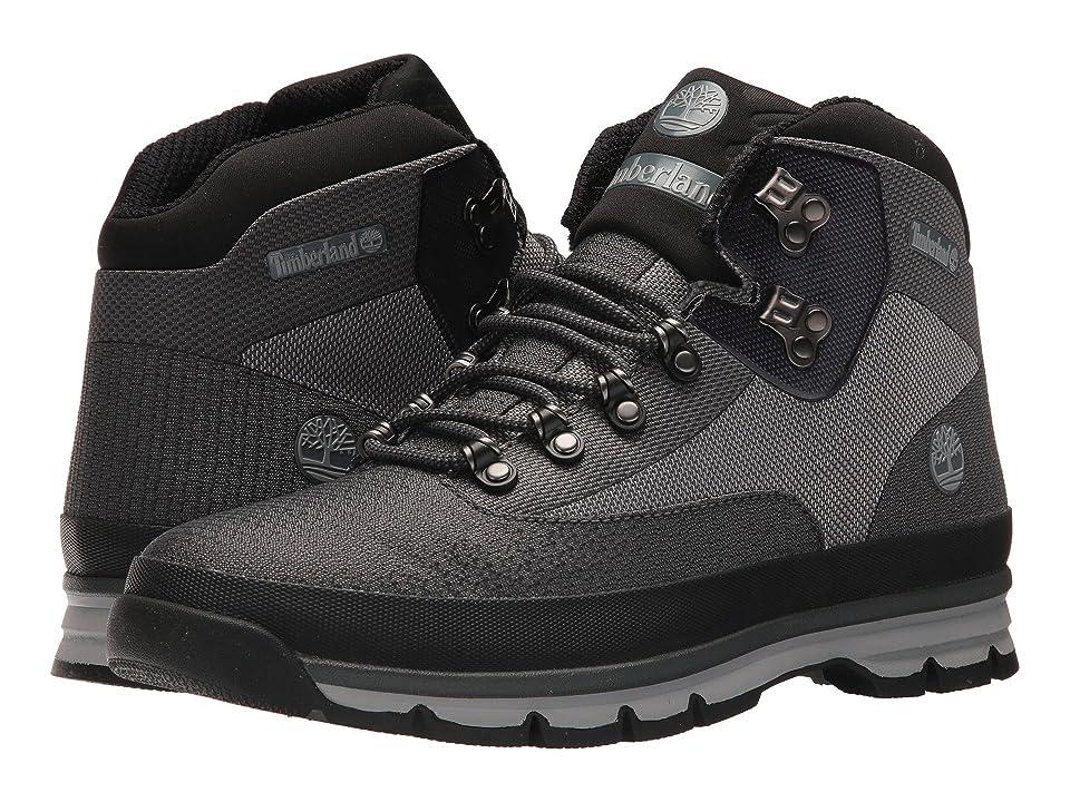 Timberland Euro Hiker Jacquard (Grey) Men