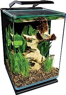 MarineLand 5 Gallon Portrait Glass LED Aquarium Kit