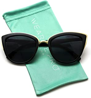 b0f964962f Amazon.com  Cat Eye - Sunglasses   Sunglasses   Eyewear Accessories ...