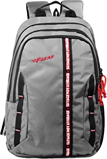 F Gear Raider Guc Grey 30 Ltrs Casual Backpack (3306)