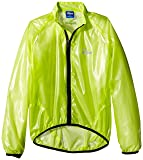 Rogelli Kinder Radsport Regenjacke Crotone, Fluor-Yellow, 152/160