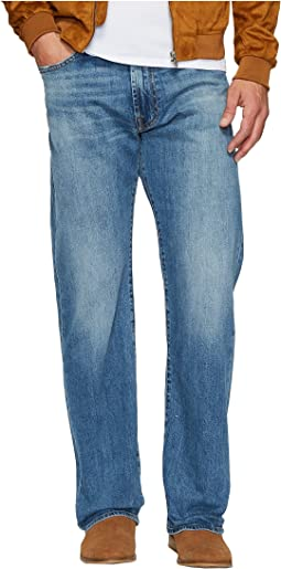 Lucky Brand 181 Relaxed Straight Leg Jeans in Rio Lucio