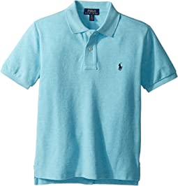 Polo Ralph Lauren Kids Cotton Mesh Polo Shirt (Big Kids)