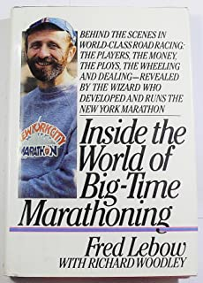 Inside the World of Big-Time Marathoning