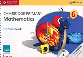 Cambridge الأساسية ألعاب الرياضيات Stage 6كتاب المدمجة مع (Cambridge maths الأساسية)