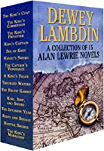 A Collection of 15 Alan Lewrie Novels (Alan Lewrie Naval Adventures)