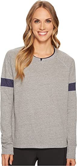 Under Armour Sportstyle Long Sleeve Crew Top